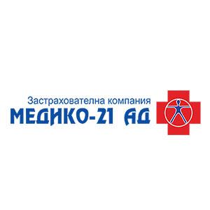"""""""ЗК Медико – 21"""" АД"""